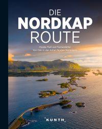 Fotoboek Die Nordkaproute - Noordkaap Route | Kunth Verlag
