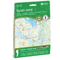 Wandelkaart 3025 Topo 3000 Sylan Nord - noord | Nordeca