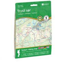 Wandelkaart 3043 Topo 3000 Trysil nord - noord | Nordeca