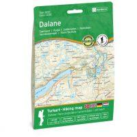 Wandelkaart 3045 Topo 3000 Dalane | Nordeca