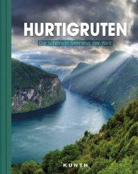 Reisgids - Fotoboek Hurtigruten | Kunth Verlag
