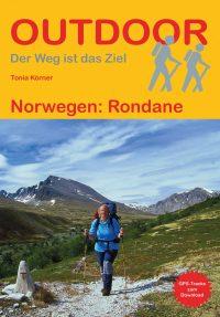 Wandelgids Norwegen: Rondane | Conrad Stein Verlag